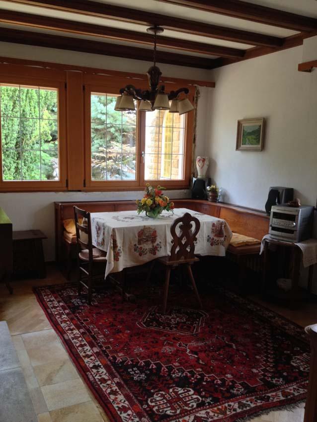 """La salle à manger de """" La Villa """""""